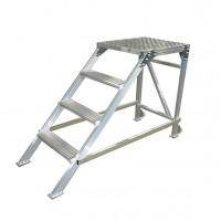 Лестница-подмости 590520 2 ступени l MEGAL