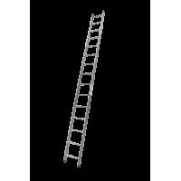 Лестница алюминиевая 15 ступеней Алюмет 6115 серия HS1