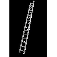 Лестница алюминиевая 16 ступеней Алюмет 6116 серия HS1