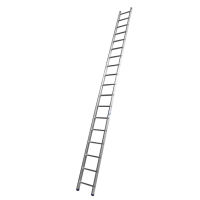 Лестница алюминиевая 18 ступеней Алюмет 6118 серия HS1