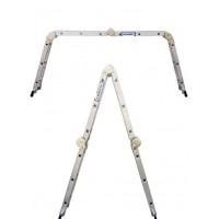 Лестница-трансформер (4х3ст.) Алюмет ТL4033 серия ТL