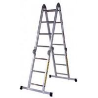 Универсальная лестница-трансформер Centaure 450743 типа A 4x3 ступени