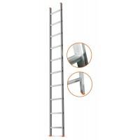 Односекционная приставная лестница Эйфель Классик 10 ступеней