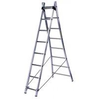 Универсальная двухсекционная лестница Centaure типа BT2 7 ступеней 263207