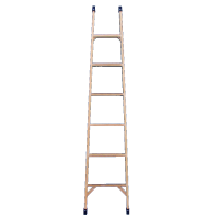 Стеклопластиковая приставная лестница серии ЛСП 5 ступеней