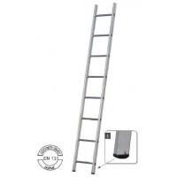 Односекционная приставная алюминиевая лестница Centaure тип BS-10 ступеней 241110