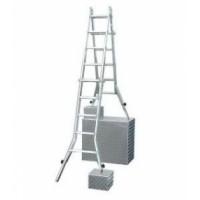 Шарнирная телескопическая лестница (122162 4x4) серии Televario