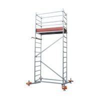 Алюминиевая вышка-тура 6м Krause ClimTec (Базовая конструкция + 2 надстройки) 710154