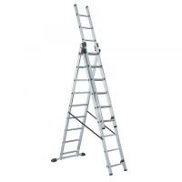 Лестница LWI306 двухсекционная 6 ступеней